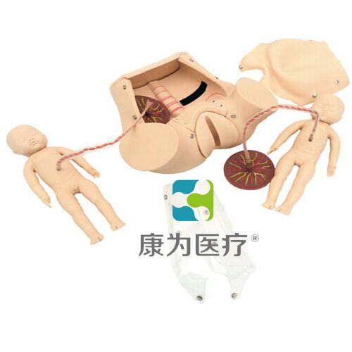 """""""康为医疗""""高级分娩综合技能训练模型(2017新品,医生指导分娩过程模型)"""