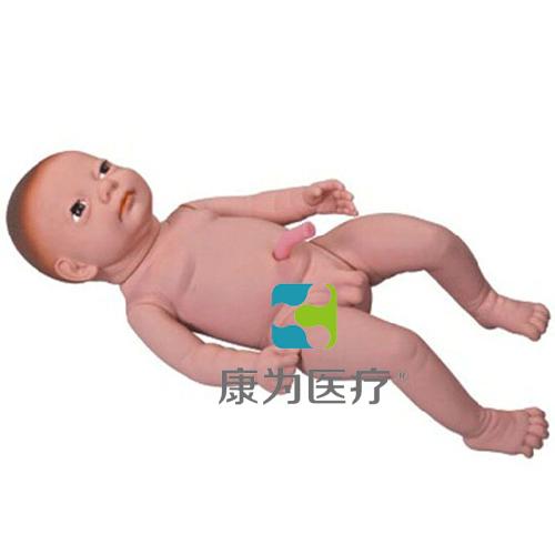 """""""万博体育app登陆医疗""""高级出生婴儿附脐带模型(男婴、女婴任选)"""