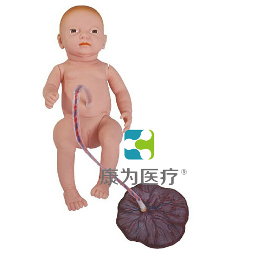 """""""康为医疗""""高级新生儿脐带护理模型"""