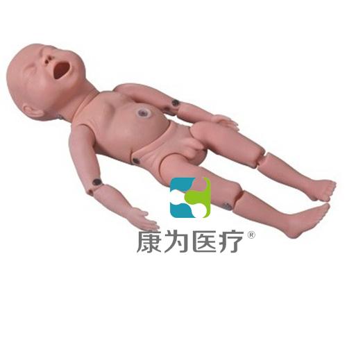 """""""万博体育app登陆医疗"""" 高级新生儿模型(四肢可弯曲)"""