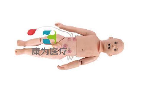 """""""康为医疗""""高级两岁儿童护理标准化标准化模拟病人"""
