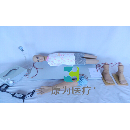 """""""万博体育app登陆医疗""""高级电动脉搏式动脉穿刺技术训练系列模型"""