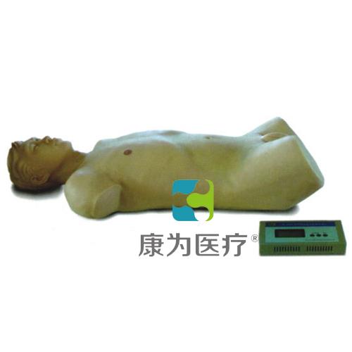 """""""万博体育app登陆医疗""""腹部触诊仿真电子标准化病人"""