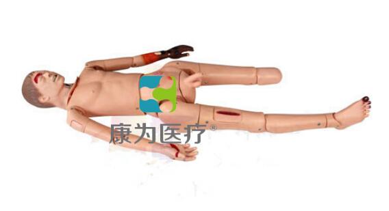 """""""万博体育app登陆医疗""""高级创伤标准化模拟病人(带气管插管术急救)"""