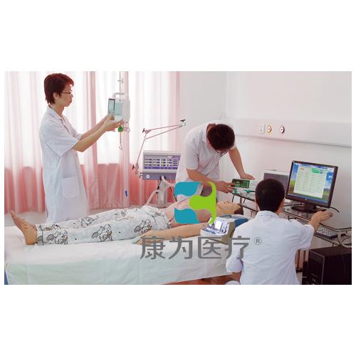 """""""万博体育app登陆医疗""""智能化高级生命支持训练教学系统"""