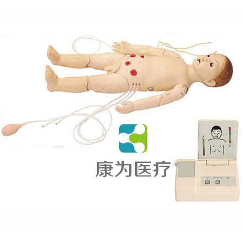 """""""万博体育app登陆医疗""""高级儿童综合急救训练标准化模拟病人(ACLS高级生命支持、嵌入式系统)"""