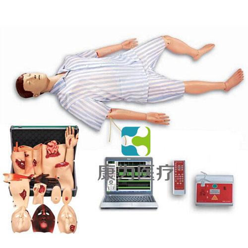"""""""万博体育app登陆医疗""""高级综合急救护理训练标准化模拟病人(AED、CPR、护理、创伤四合一)"""