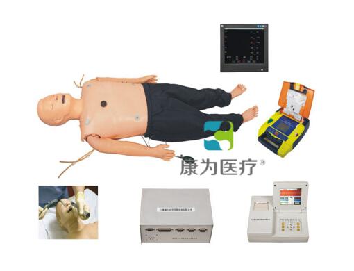 """""""万博体育app登陆医疗"""" 高级多功能成人综合急救训练标准化模拟病人(ACLS高级生命支持、嵌入式系统)"""