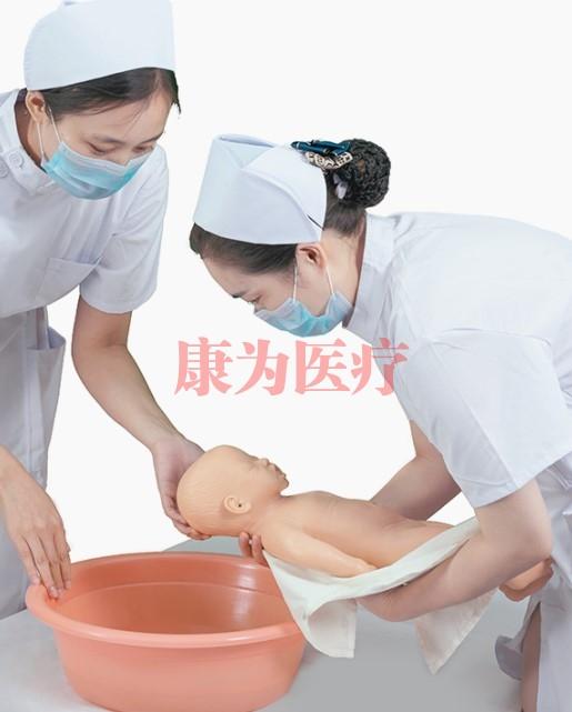 """""""万博体育app登陆医疗""""新生儿洗浴训练模型"""