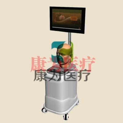 """日喀则""""万博体育app登陆医疗""""TCM3385中医头部针灸、按摩考评系统"""