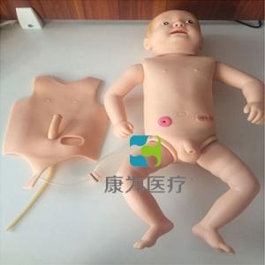 """""""康为医疗""""高级婴儿护理人模型,婴儿标准化模拟病人"""