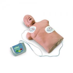 德国3B Scientific®AED 训练装置,带Brad™ 心肺复苏(CPR)人体模型